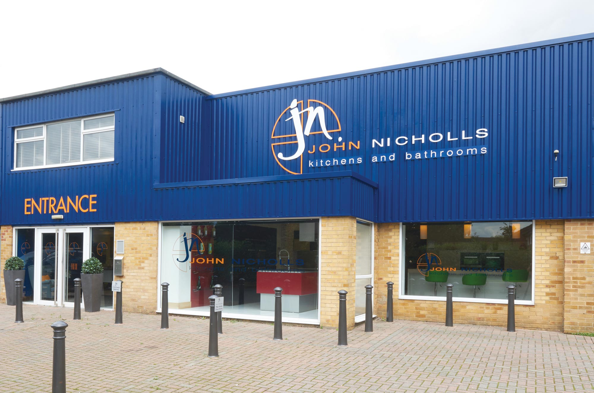 Our Showroom | Banbury Oxfordshire